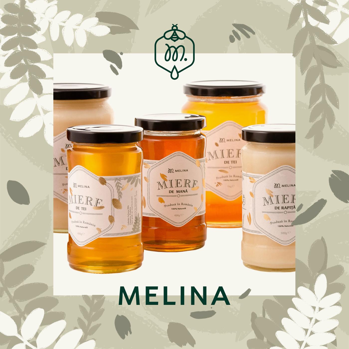 Miere Eco Melina